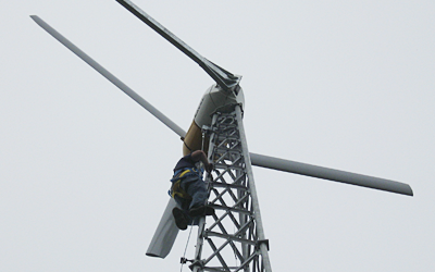 Wind Turbine Repair